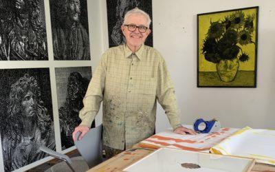 Manfred Holtfrerich – Aquarellmalerei