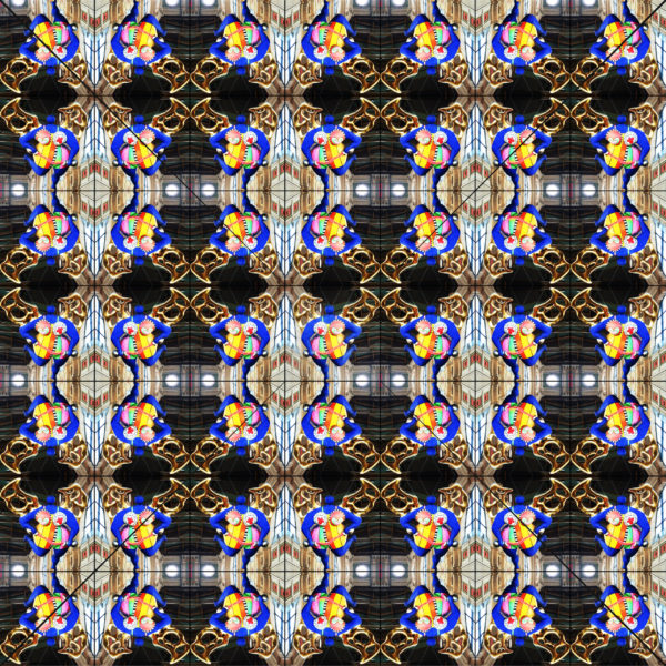 Quatroscopy Nana by Niki de Saint Phalle