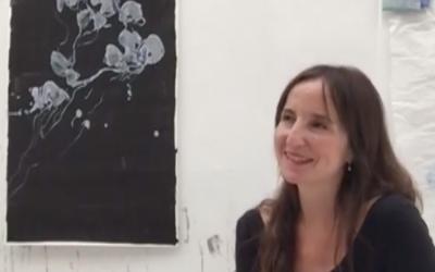 Magda Krawcewicz – Medusen, leuchtende Wesen