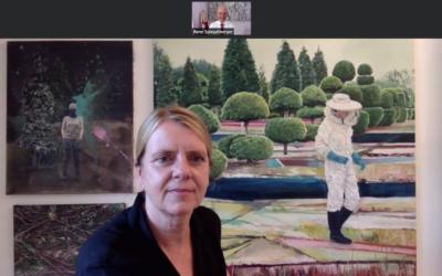 Birgit Klerch – ökologisch globale Themen im Ansatz