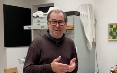 Fernando de Brito – Atelierbesuch