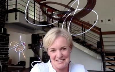 Susanne Rottenbacher – die Gestaltung mit Licht