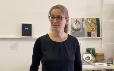 Svenja Maaß – vielfältige Fauna collagiert
