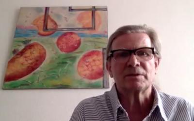 Curt Walter – Malerei mit altmeisterliche Farbherstellung