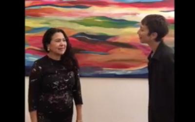 Margarita Morales – studio visit in Berlin