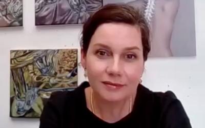 Bianca Patricia Isensee – Korrumpierung von Bild und Text