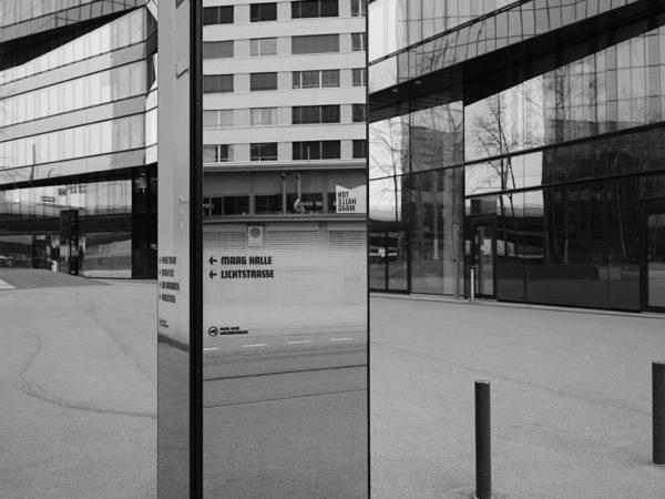 Lockdown-Zürich
