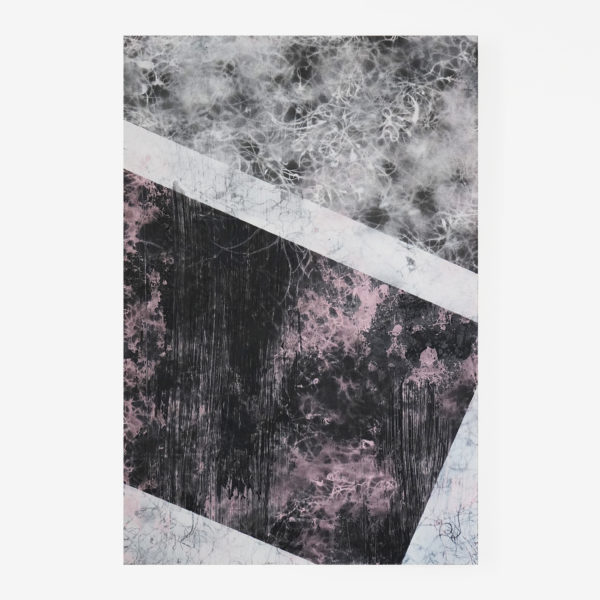 Katharina Lehmann, Floating Spaces No1, 60x40cm, 2020