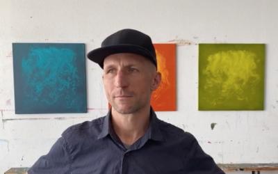 Boje Arndt Kiesiel – Atelierbesuch
